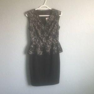 Size 4 Black Dress